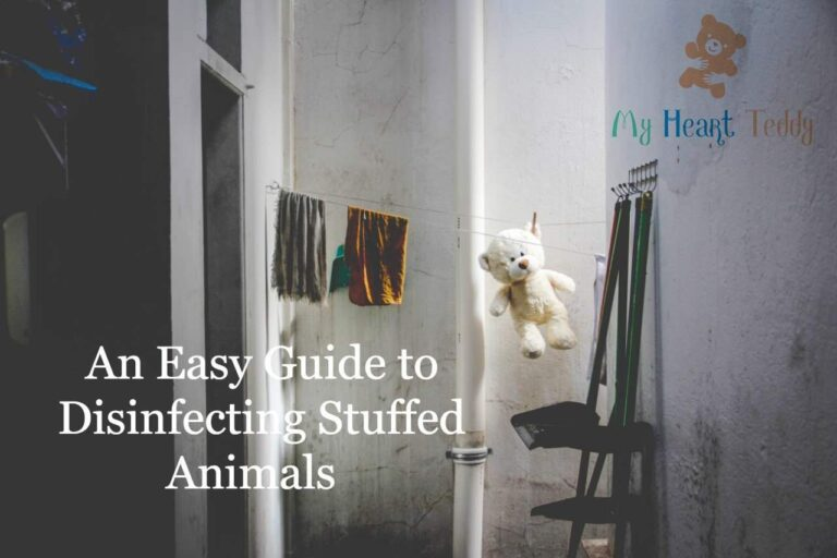 An Easy Guide to Disinfecting Stuffed Animals