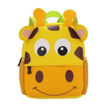 3D Cute Animal Backpack for Children 2
