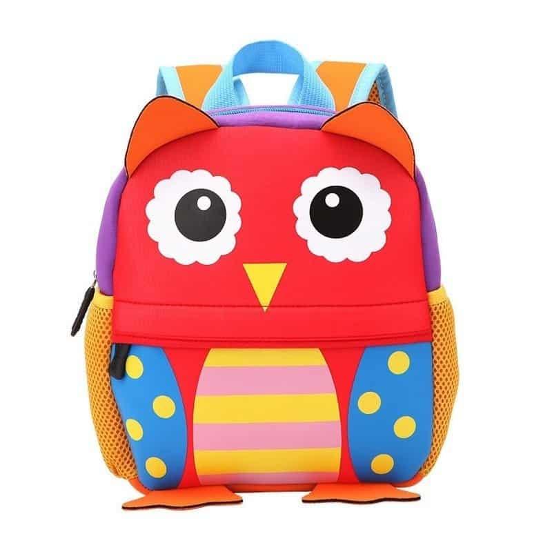 3D Cute Animal Backpack for Children