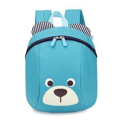 Bear Shaped School Backpack