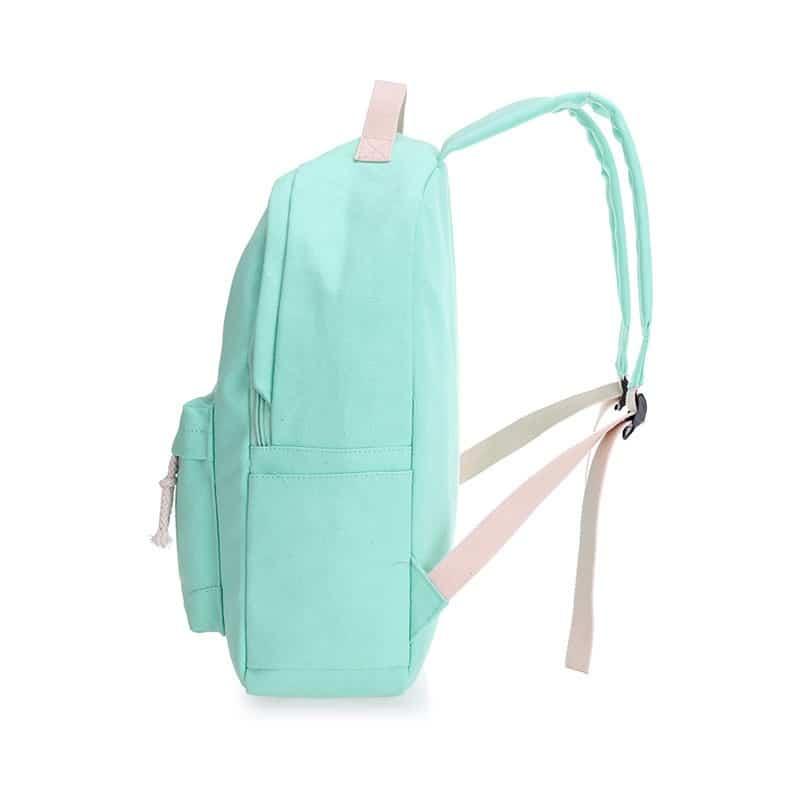 Girl's School Backpack 4 pcs Set 6