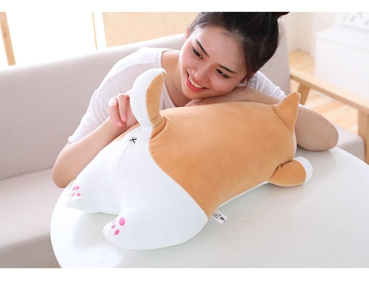 Cute Fat Shiba Inu Plush Toy 8