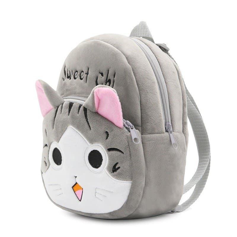 Kawaii Animals Kid's Plush Backpack 2