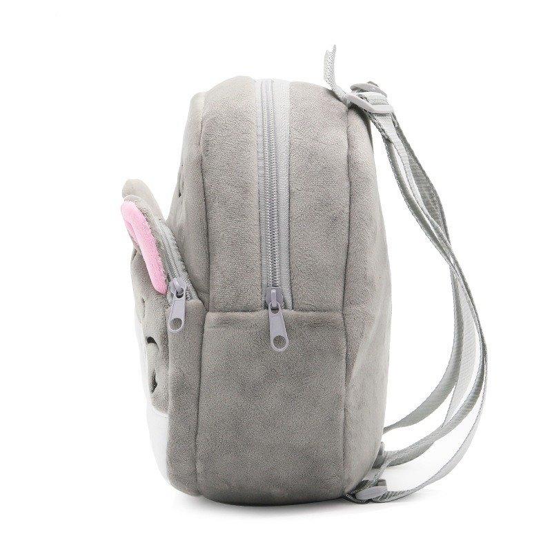 Kawaii Animals Kid's Plush Backpack 3