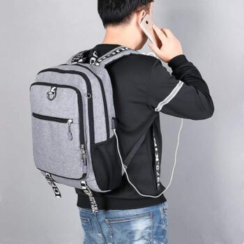 Large Capacity Backpack 1