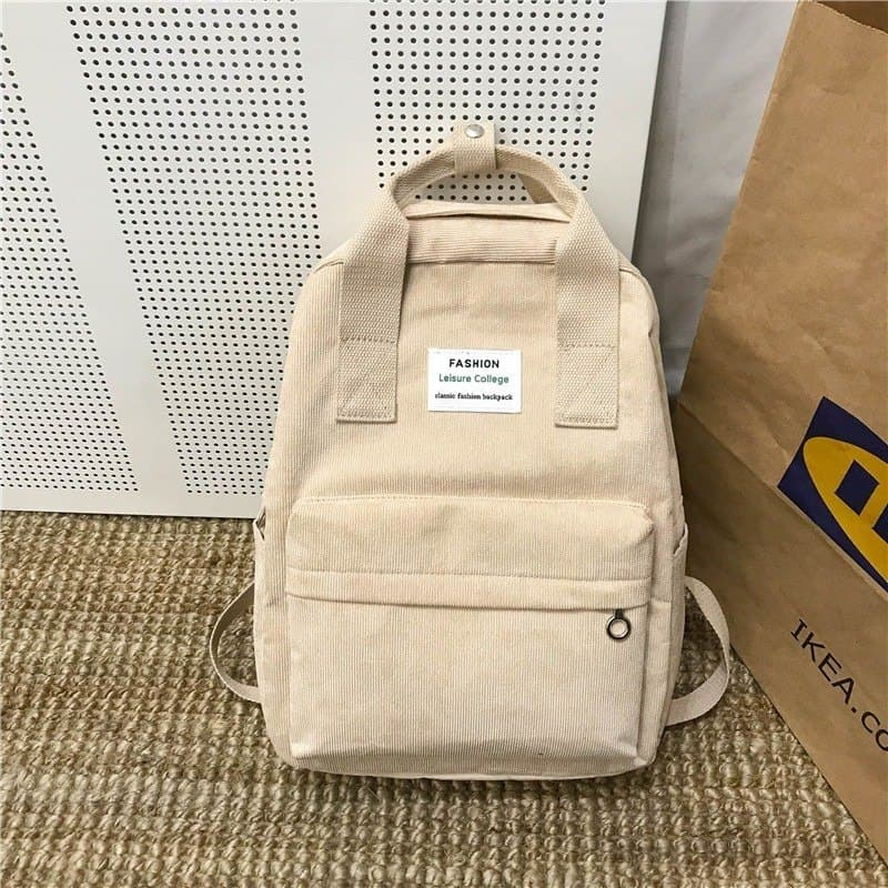 Velvet School Backpack for Teenage Girls 2