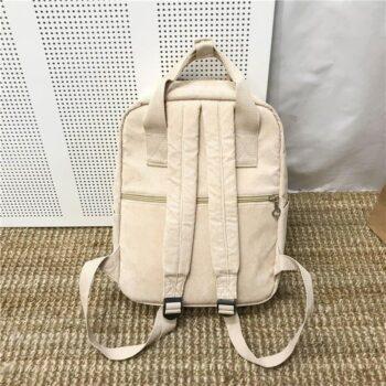 Velvet School Backpack 3