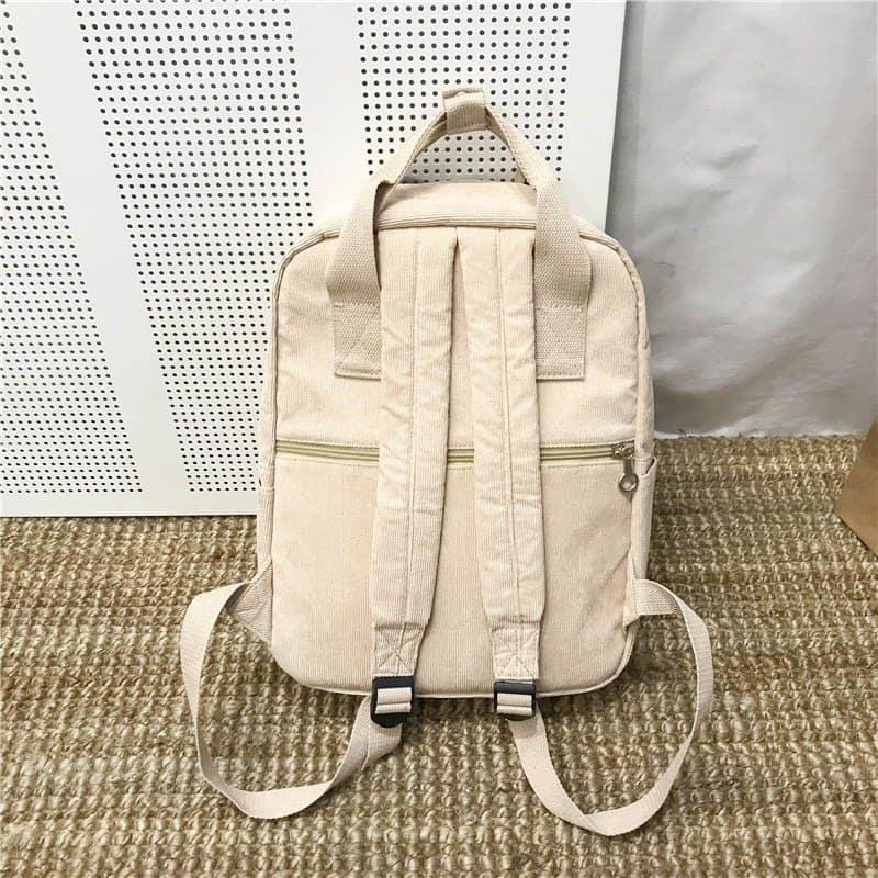 Velvet School Backpack for Teenage Girls 4