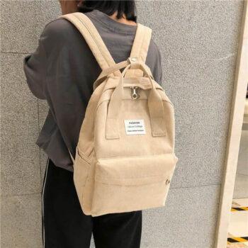 Velvet School Backpack 5