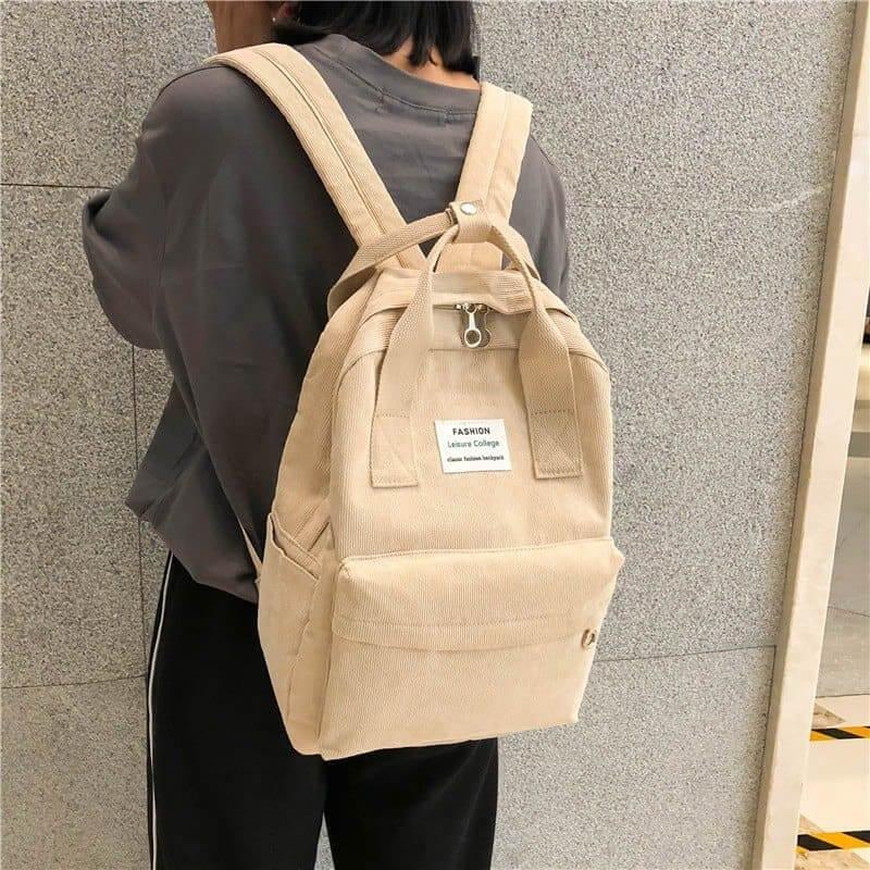 Velvet School Backpack for Teenage Girls 6
