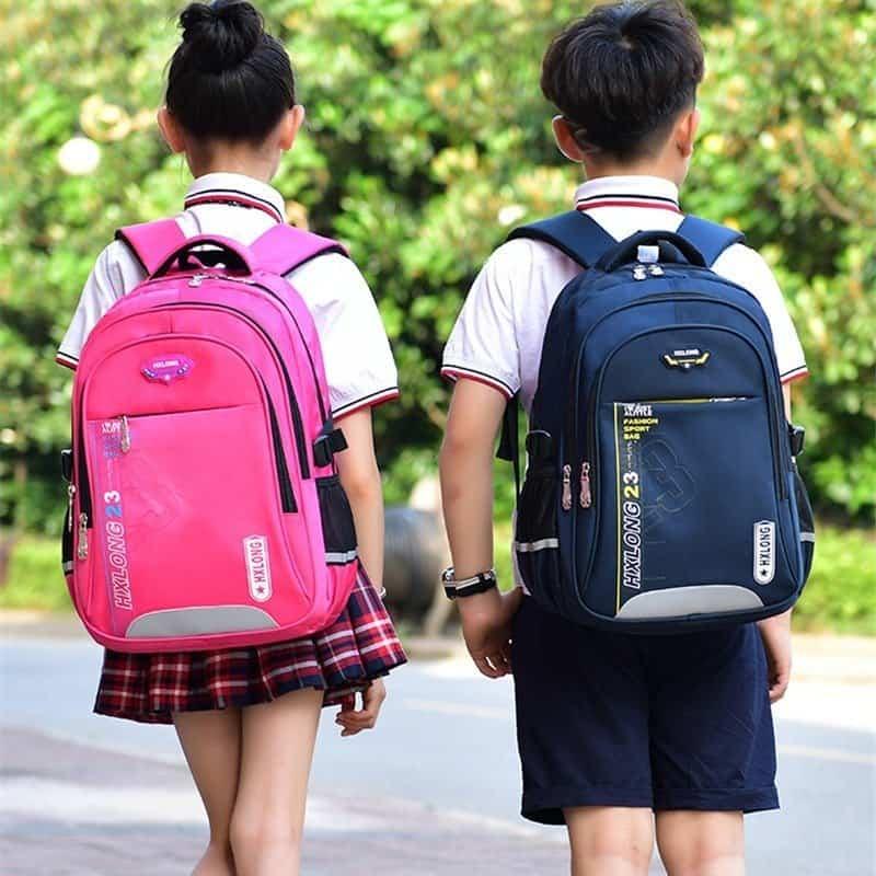 Waterproof Kids School Backpack