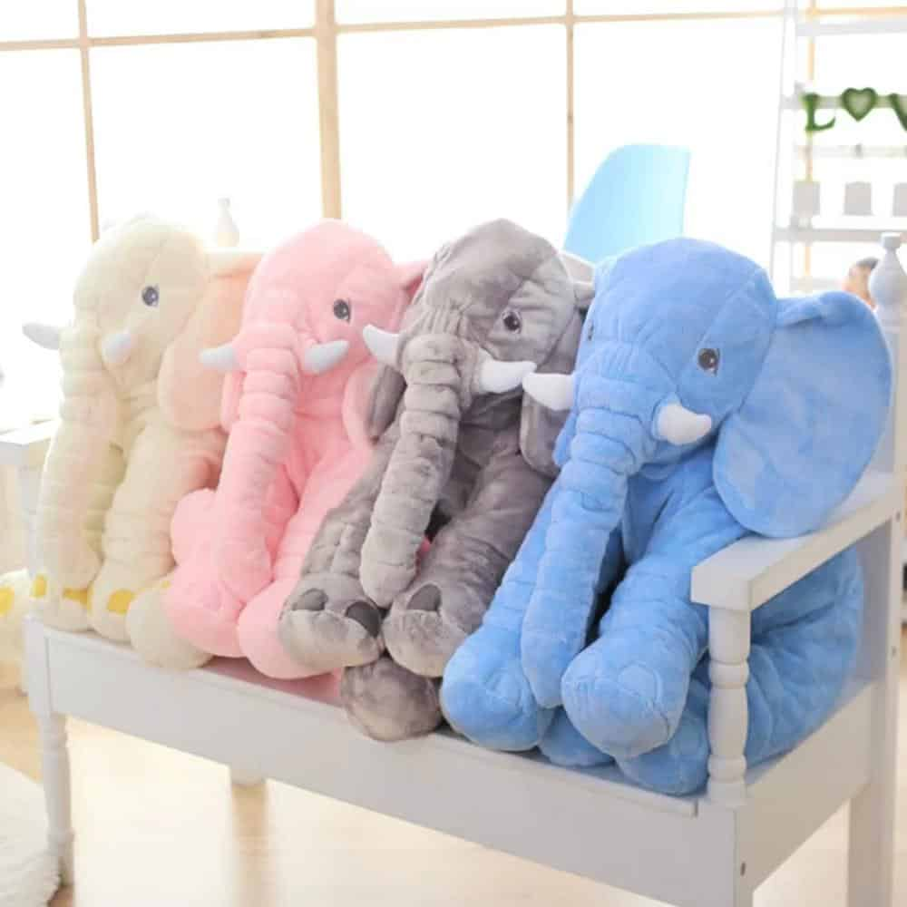 Elephant Stuffed Animal 1