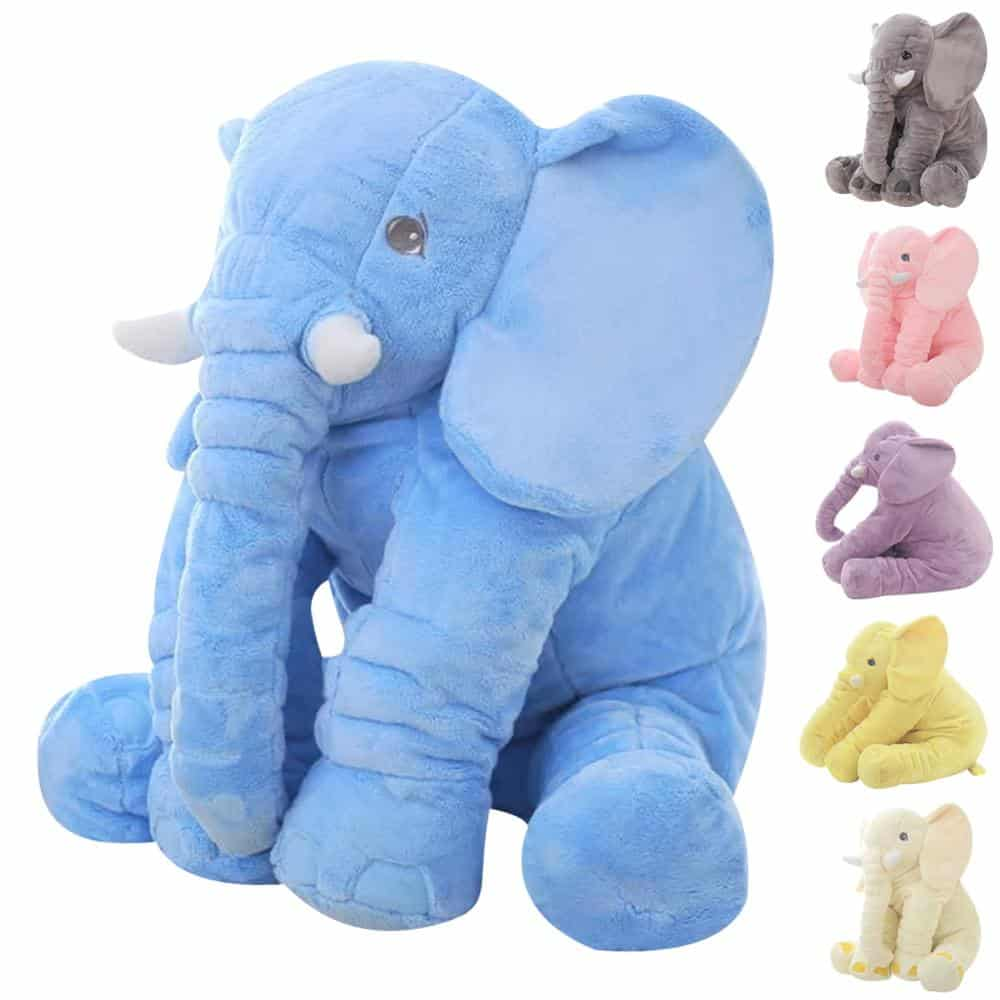 Elephant Stuffed Animal 2