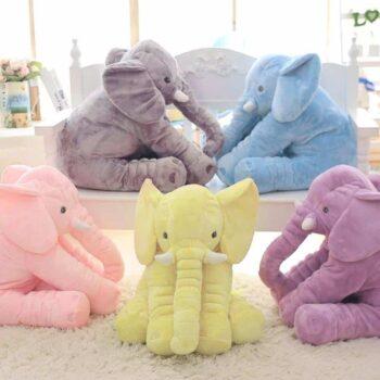 Baby Elephant Stuffed Animal