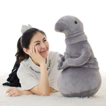 Blob Monster Plush Pillow