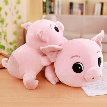 Cuddly Pig Plush 0
