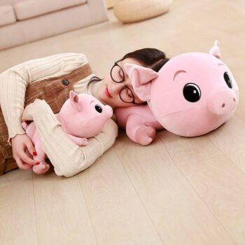 Cuddly Pig Plush 1