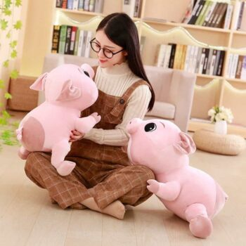 Cuddly Pig Plush