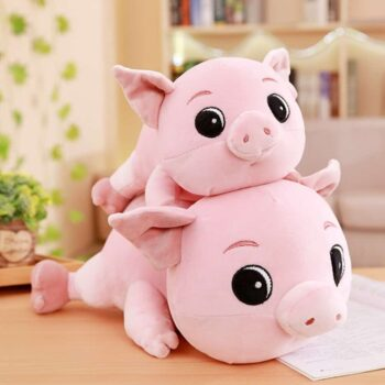 Cuddly Pig Plush 2