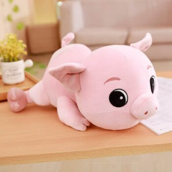 Cuddly Pig Plush 3