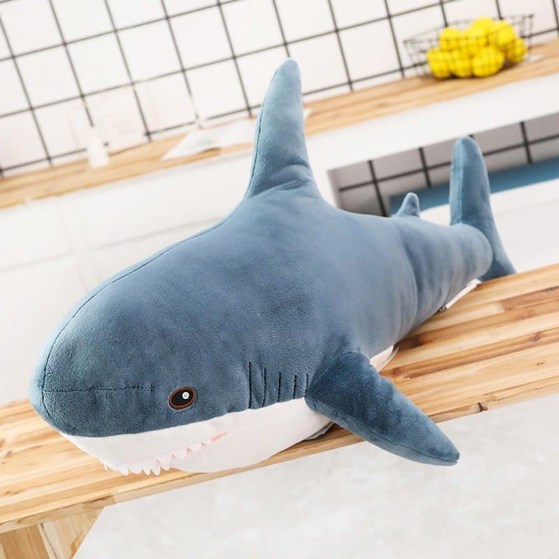 Cute Big Shark Plush 3