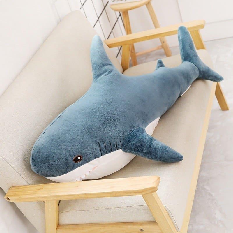 Cute Big Shark Plush