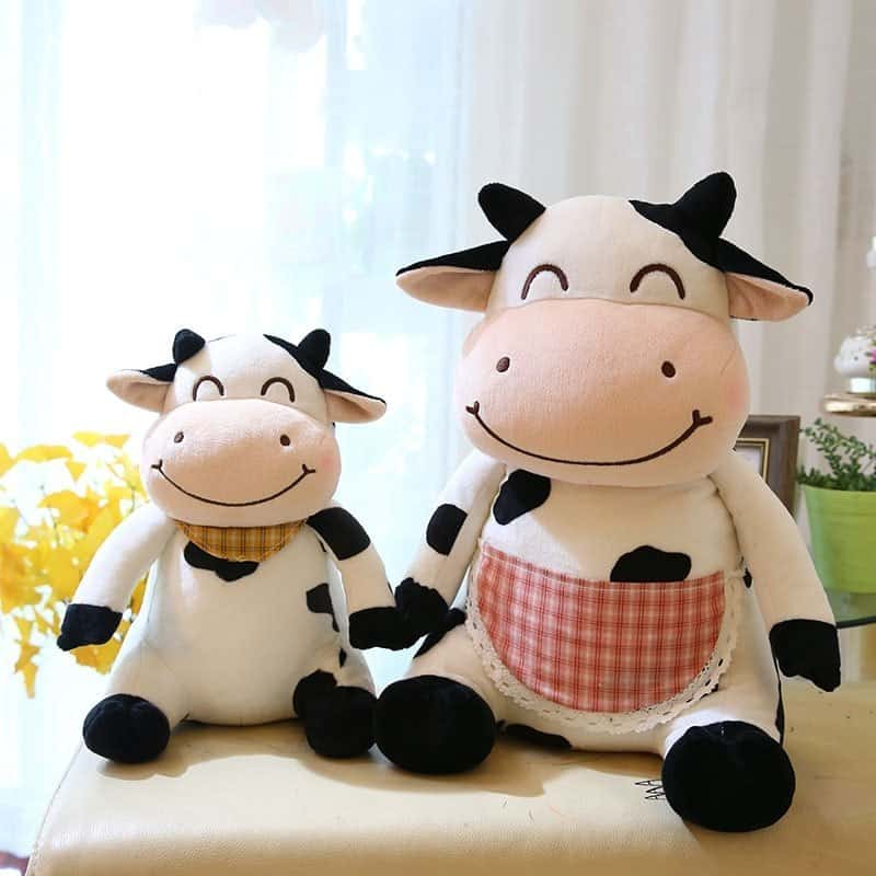 Cute Cow Stuffed Animal Toy
