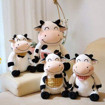 Cute Cow Stuffed Animal Toy