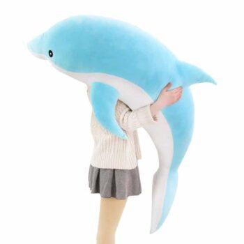Cute Dolphin Plush
