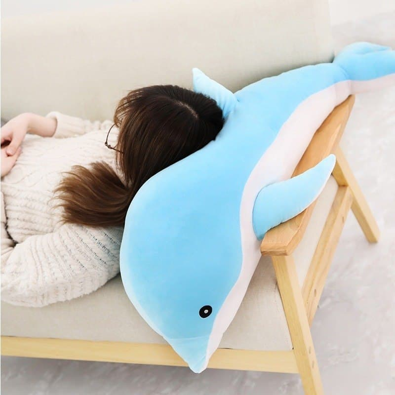 Cute Dolphin Stuffed Animal Toy 5