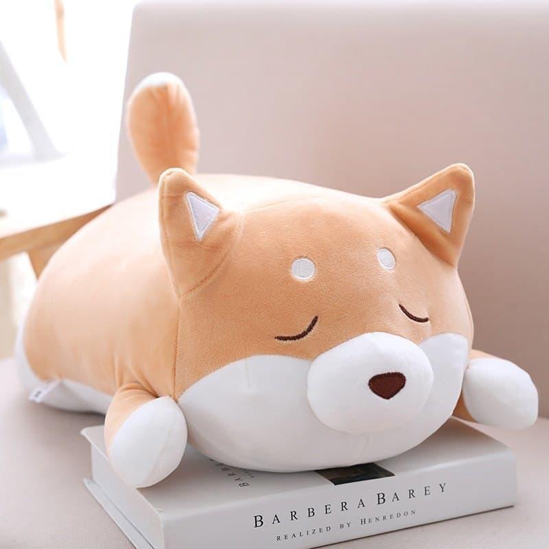 Cute Fat Shiba Inu Plush Toy
