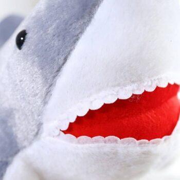 Cute Giant Shark Plush 2