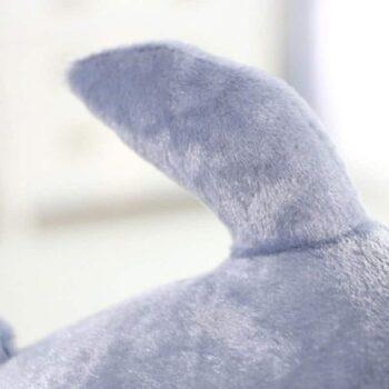 Cute Giant Shark Plush 4