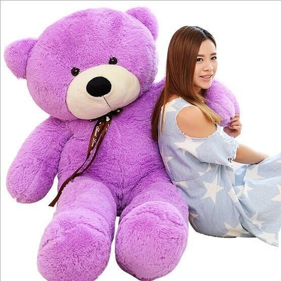 Cute Giant Teddy Bear Stuffed Animal Toy