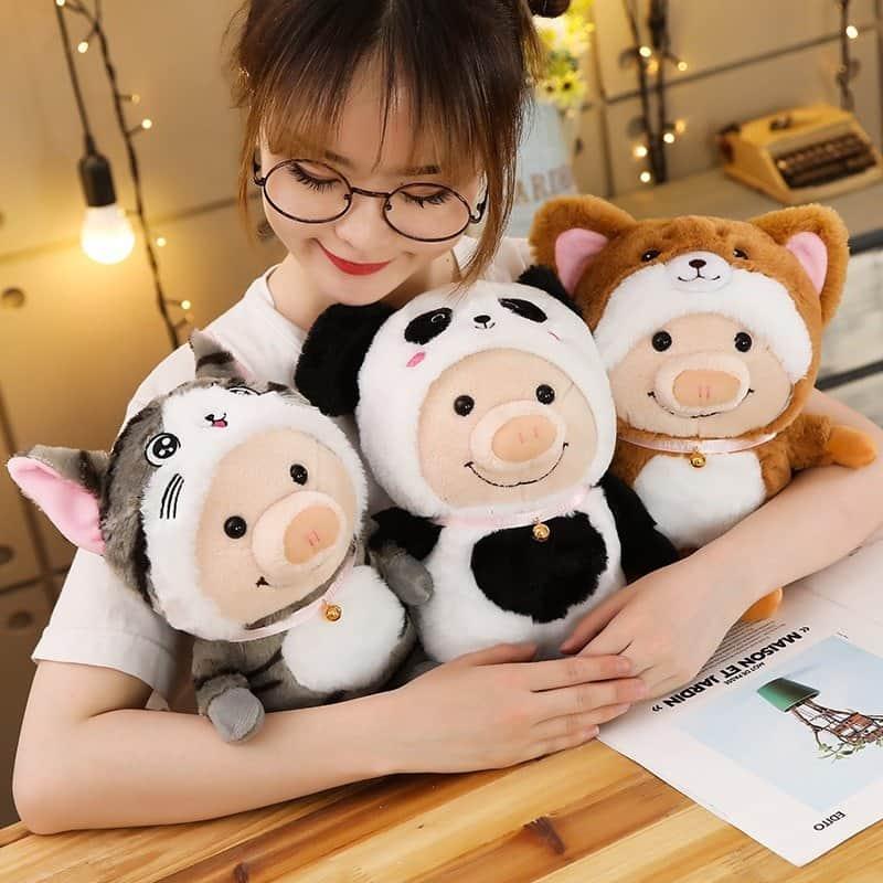 Cute Pig Plush