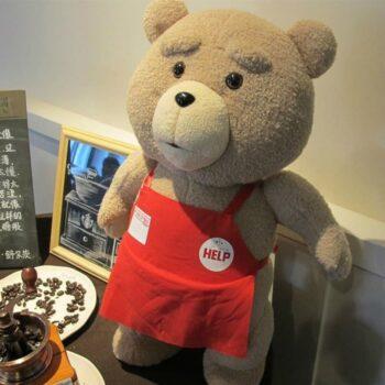 Cute Ted Plush
