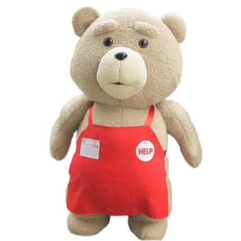 Cute Ted Plush