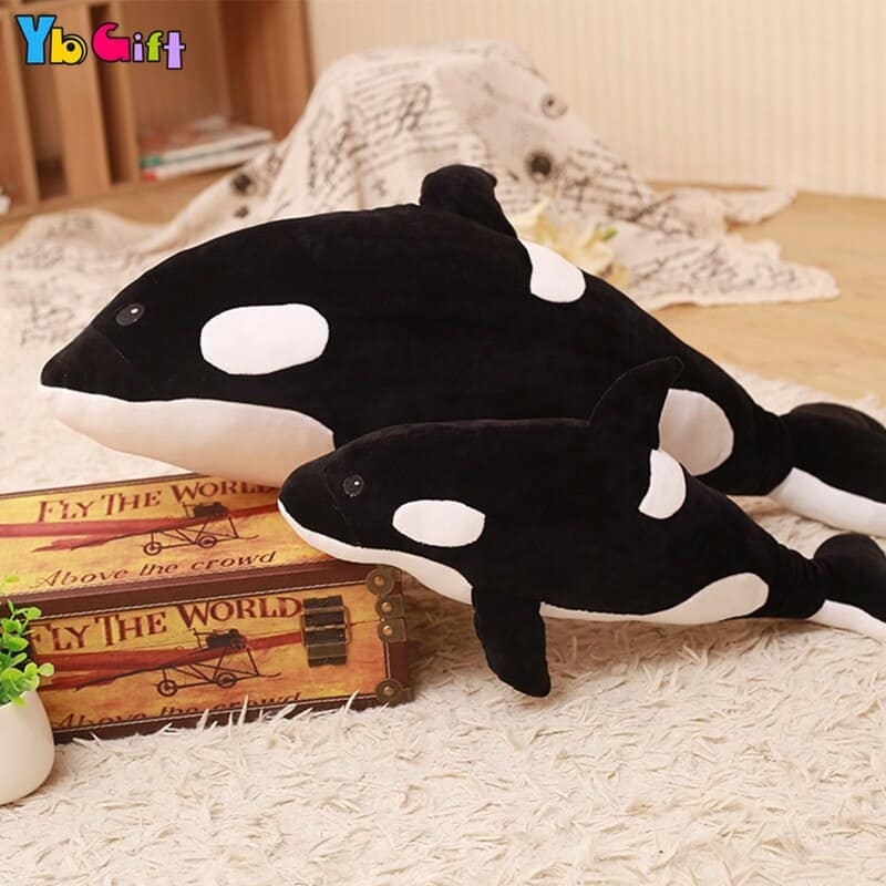 Cute Whale Plush