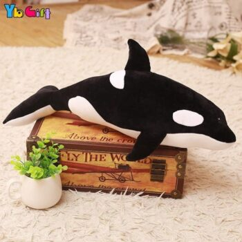 Killer Whale Plush Toy