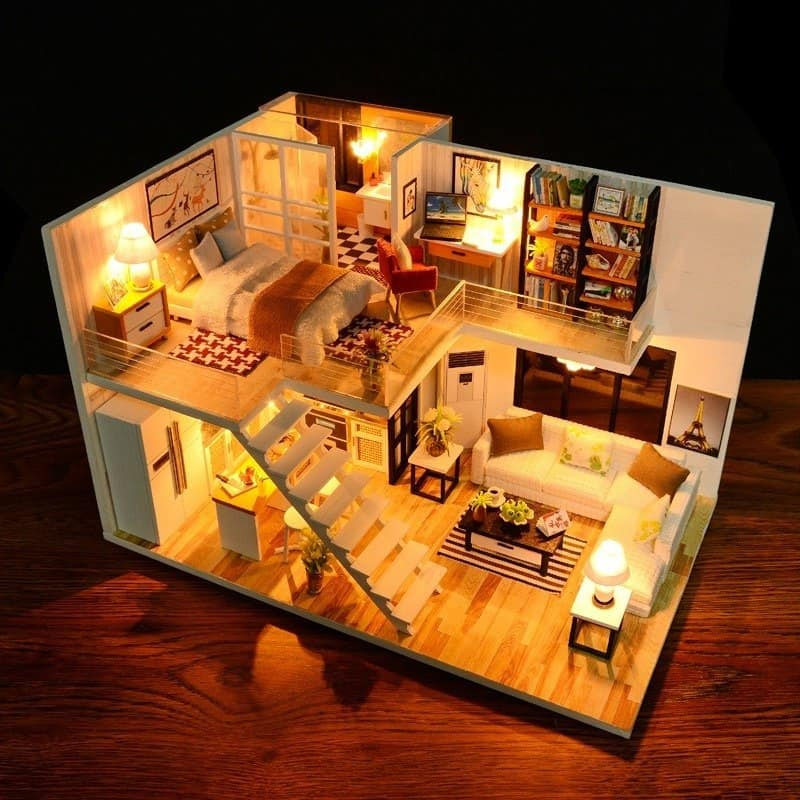 Elegant Doll House