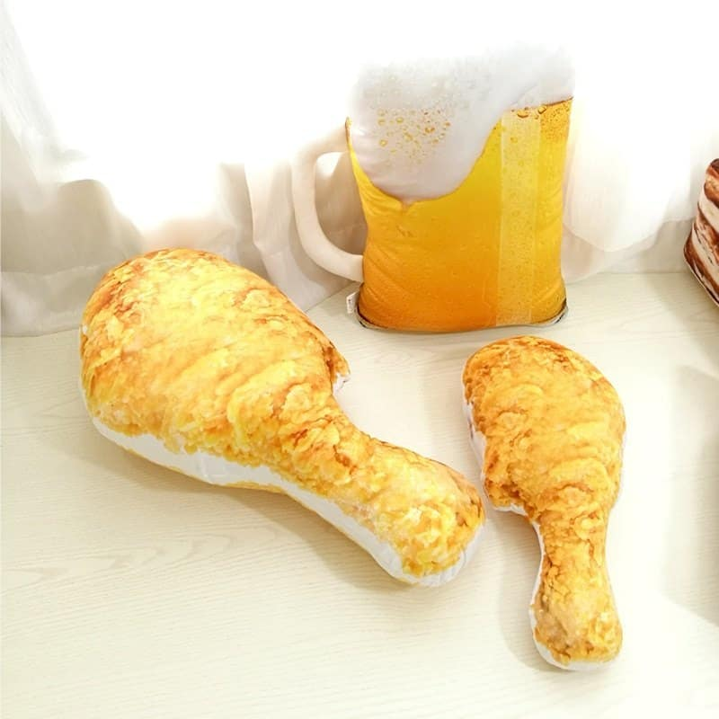 Food Shape Plush Pillow 1