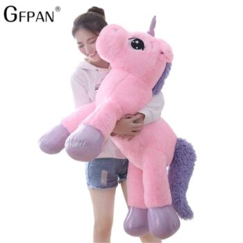 Giant Unicorn Stuffed Animal Toy