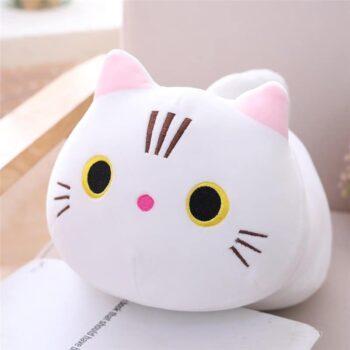 kawaii Cat Plush Pillow 1