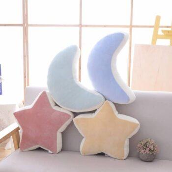 Kawaii Sky Plush Pillow 0