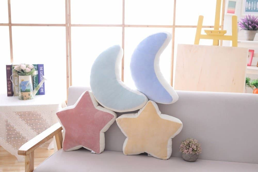 Kawaii Sky Plush Pillow 1