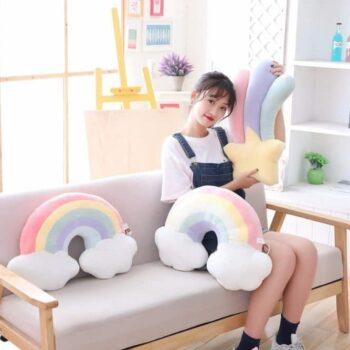 Kawaii Sky Plush Pillow 2