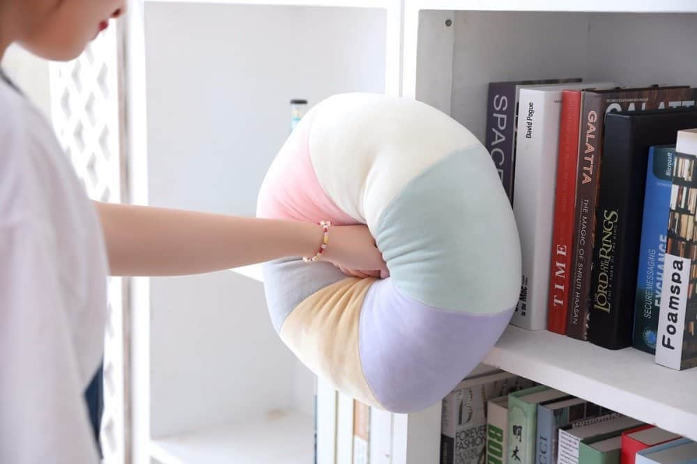 Kawaii Sky Plush Pillow 4