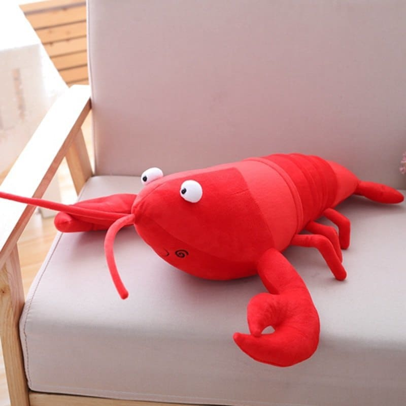 Lobster Stuffed Animal Toy 1