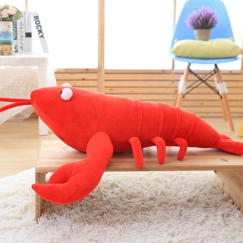 Lobster Stuffed Animal Toy 2