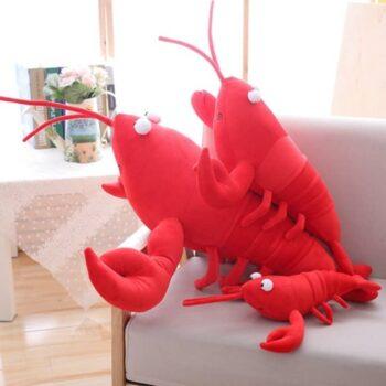Lobster Stuffed Animal Toy